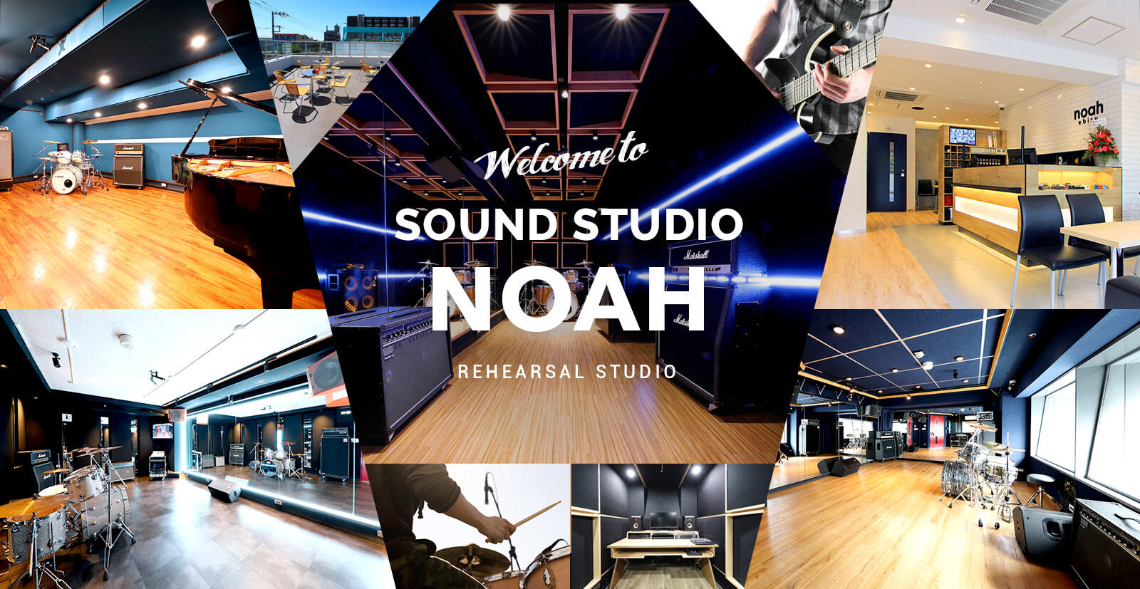 Welcome to STUDIO NOAH NOAH