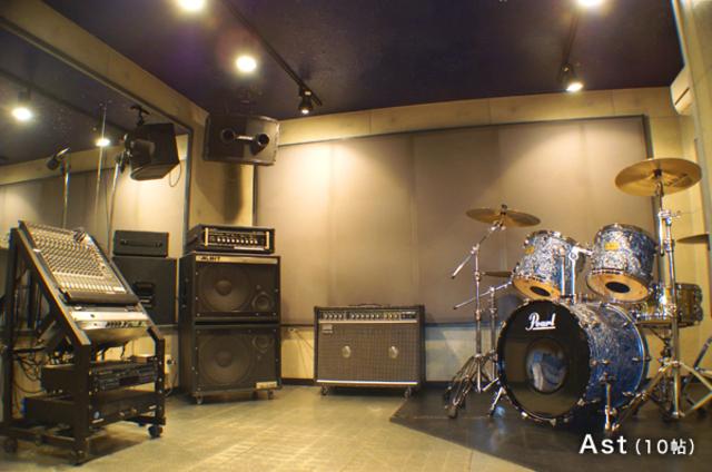 バンド全体録音フォト01