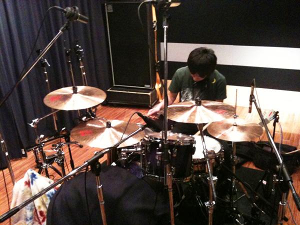 バンドレコーディング(3日間)-1日目-フォト01
