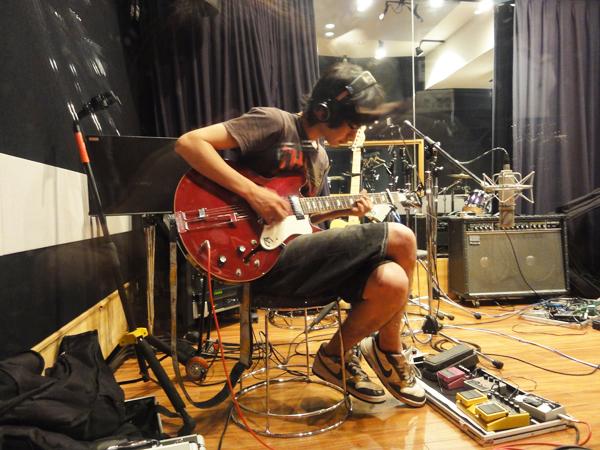 逆さまから魚 -Band Recording-フォト01