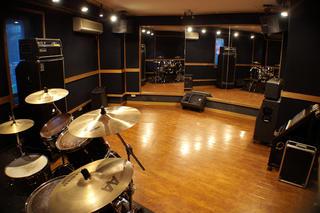 ドラム・ベースレコーディング
