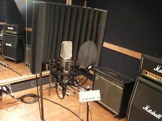REC BOOTH+B2stにてVoレコーディング