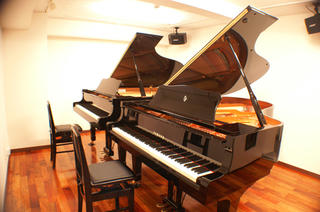 ピアノ2重奏 録音