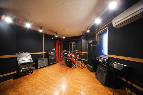 ドラム&ベースRECフォト01