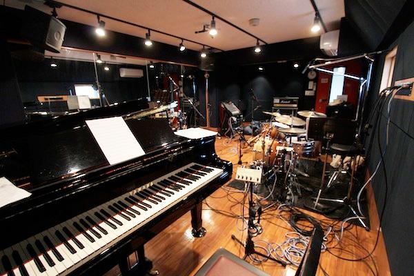 G.Piano&Drum RECフォト01
