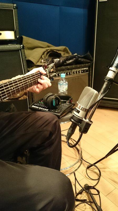 アコースティックギター,Vo RECフォト01