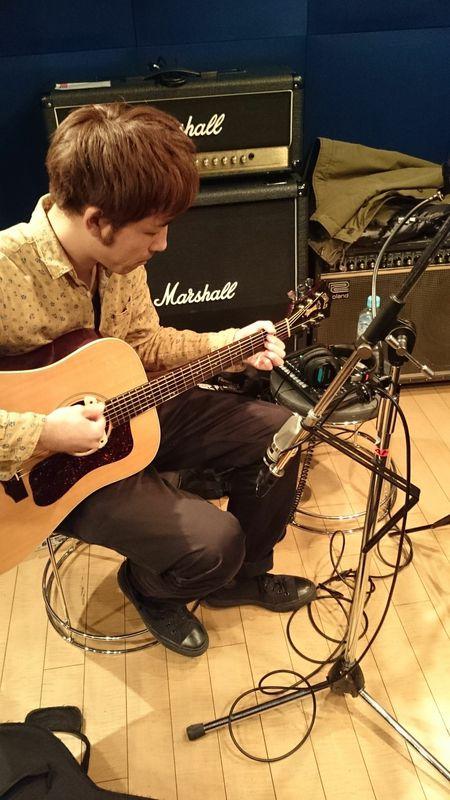 アコースティックギター,Vo RECフォト02