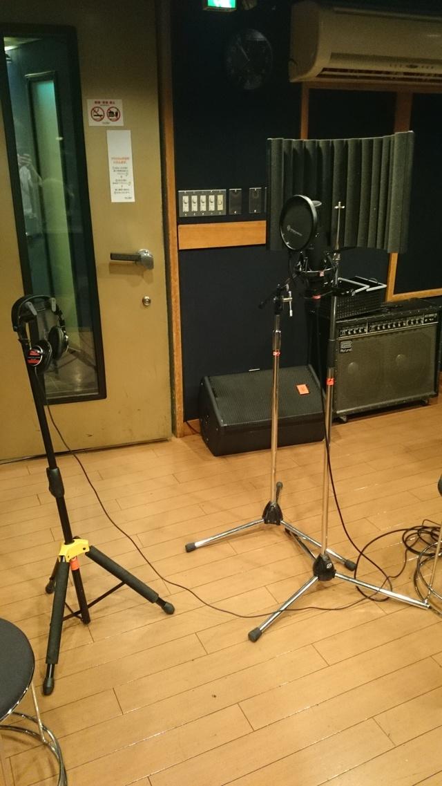 ボーカルレコーディングフォト01