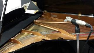 ピアノレコーディング