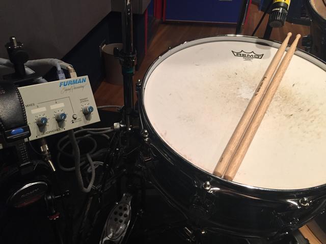 パート別録り(Guitar Drum)  フォト02