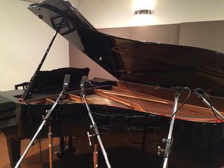 ピアノソロレコーディング