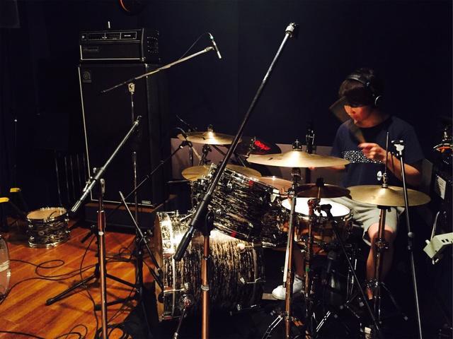 代々木店G1st|ドラムレコーディングフォト02