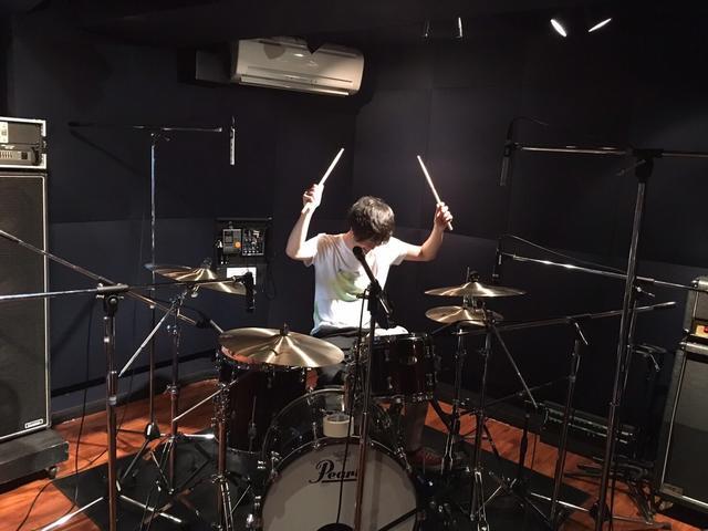 野方店 ASst+Sub ドラムレコーディングフォト01