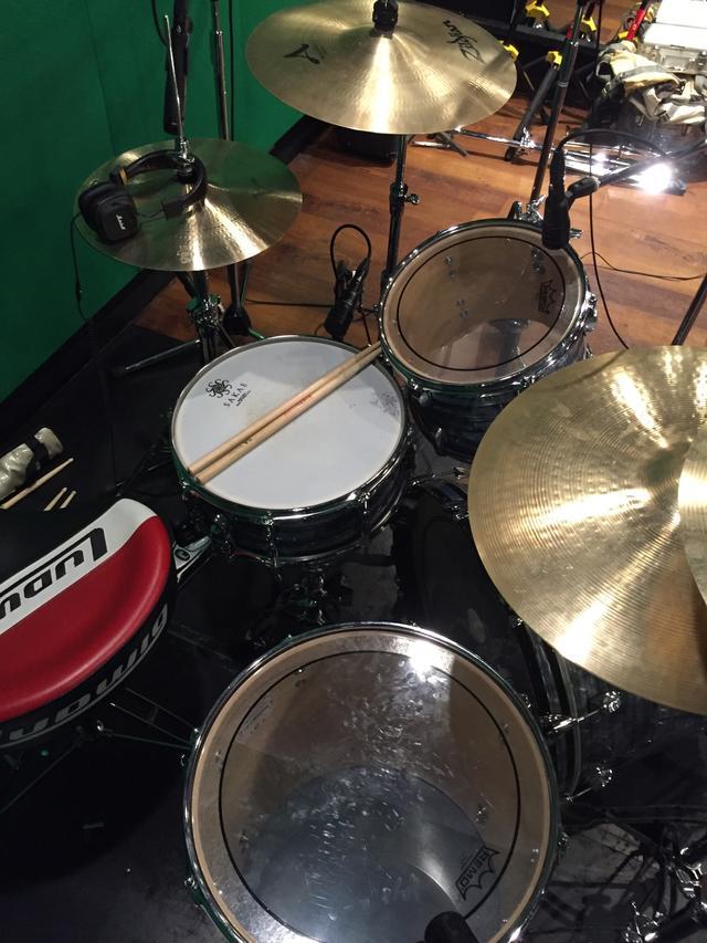 中野店Bst|ドラムレコーディングフォト02