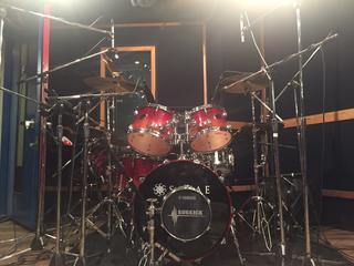 初台店Fst+RecBooth|ドラムレコーディンク