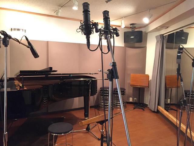 ピアノ&トランペット レコーディンクフォト02