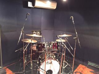 野方店 ASst+RECbooth ドラムレコーディング