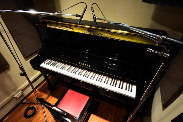 【代々木店】ピアノレコーディングフォト01