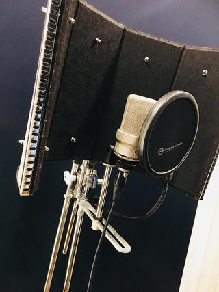 【赤坂店】ボーカルレコーディング