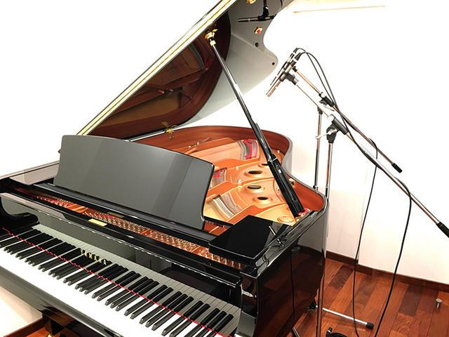 【池袋ピアノ】ピアノレコーディングフォト01