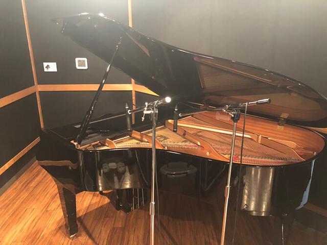 【初台店】ピアノレコーディングフォト01