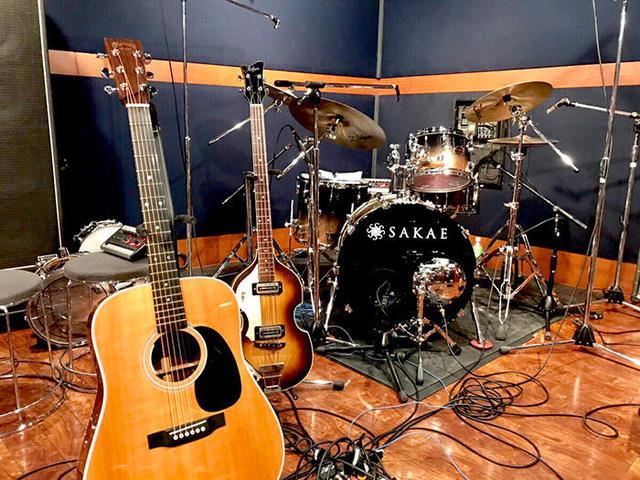 【高田馬場店】バンドレコーディングフォト02