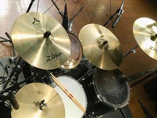 【秋葉原店】ドラムレコーディング