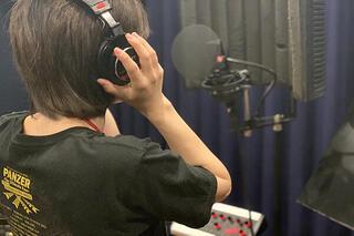【代々木店】ボーカルレコーディング