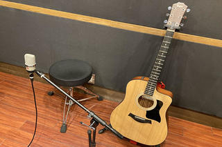 【三軒茶屋店】アコースティックギターレコーディング