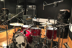 【吉祥寺店】ドラムレコーディング