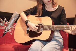 【恵比寿店】アコースティックギター レコーディング