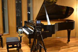 【田園調布店】ピアノ撮影 SALONst
