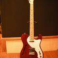 FENDER TELECASTER THINLINE(ネック調整)(写真1)