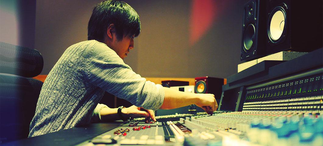 +ENGINEER Recording