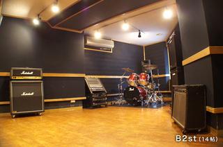 B2st ボーカル&ギター録音