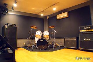 ドラム録り(簡易)