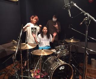 代々木店G1st|ドラムレコーディング