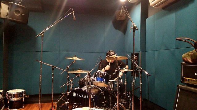 中野店 G1st ドラムレコーディングフォト01