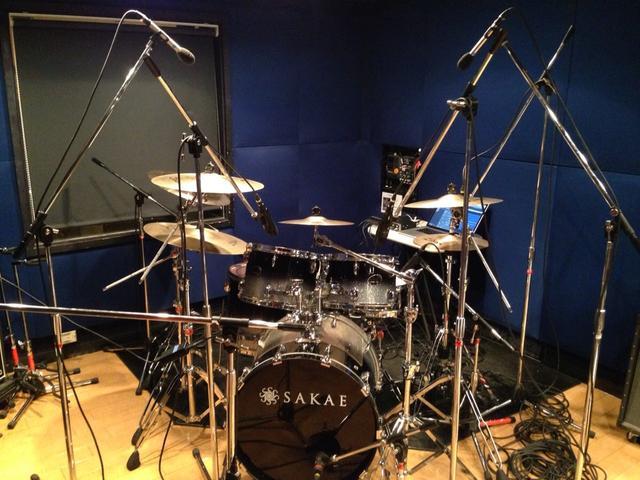 駒沢店 Gst ドラムレコーディング&動画撮影フォト01