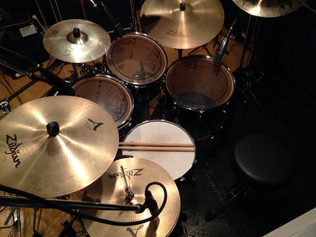 駒沢店 Gst ドラムレコーディング&動画撮影フォト02
