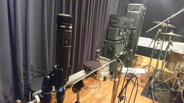 吉祥寺店セッションバンドレコーディングフォト02